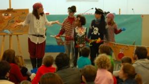 pirates. Contes anglès. Tururuth